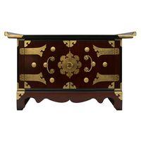 Korean Antique Style TV Stand Furniture