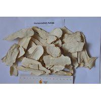 Dried Horseradish/dehydrated Horseradish flakes