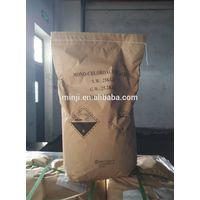 high quality Mono Chloroacetic Acid 99%