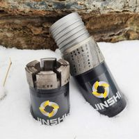 diamond core bit, exploration drilling tools