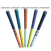 Custom Double-Color Golf Cord Grips With Competitive Price thumbnail image