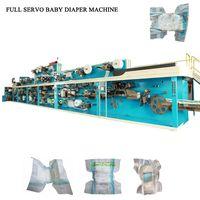 Desposible diaper making machine thumbnail image