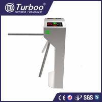 Turboo HL145:tripod turnstile with finger print system,barrer gate with low price thumbnail image