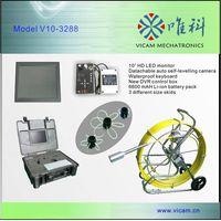 Heavy-Duty CCTV Pipe Inspection System
