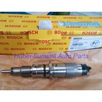 Komatsu PC200-8 injector 6754-11-3010 / 0445120059 Cummins QSB engine injector 5263262 / 4945969 thumbnail image