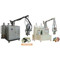 JH618  Polyurethane Low Pressure Foaming Machine (3 components)