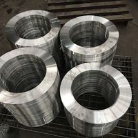 SCREWED BOSS Steel Flanges