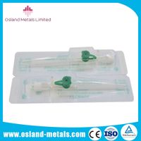 Hospital Disposable I.V. Cannula with Wing& Injection Port Safety I.V Catheter with Manufacturer Pri
