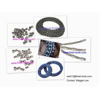 Wire saw for quarry