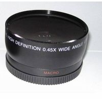 High Definition 58mm 0.45x Camera Lenses With Wide Angle Lenses for Canon 100d thumbnail image
