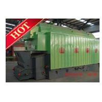 DZL soft coal hot-water boiler