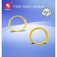 Fiber optic patchcord, jumper