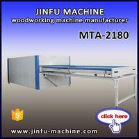 MTA-2180 Vacuum Membrane Pressing machine,PVC film laminate machine, wooden door making machine, doo