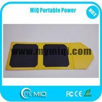 2015 new folding solar panel solar charger solar power bank backpack 6.6W thumbnail image