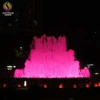 China Factory Offer Professional Musical Fountain Design and Construction thumbnail image