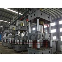 Hydraulic Press Machine with four columns