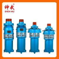 Submersible solar water pump systems for deep well thumbnail image