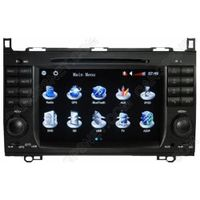 Mercedes Sprinter W906 GPS  Navigation DVD Radio Player Head Unit with Sat Nav Audio Stereo Syst thumbnail image