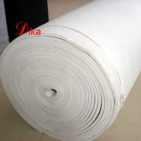 10mm thick industrial needle punched polyester felt roll for steel slitting machine thumbnail image