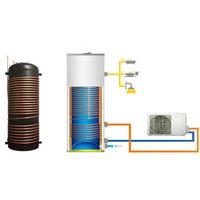 External copper coil water tank thumbnail image