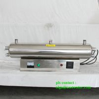 UV sterilizer for water treatment thumbnail image
