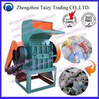 High Efficiency Plastic Crusher and Washer Machine