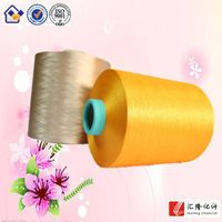 150d/144f dty him polyester yarn