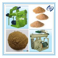 High efficient poulty feed pellet machine with CE