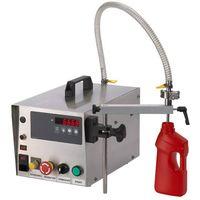 Tabletop Gear Pump Liquid Filling Machine FG100