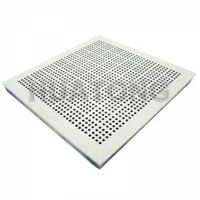 Huantong Aluminum Floor   - PERFORATED PANEL