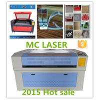 MC 1390 laser cutting machine with cheap price Cw 3000water chillelr