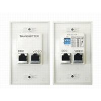 HDMI wallplate Amplifier Extender over cat5e/6 RJ45 to 35M thumbnail image