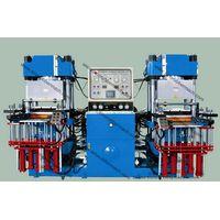 200T Vacuum Rubber Press, Silicon Rubber Vacuum Rubber Compression Molding Press Machine thumbnail image
