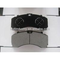 China Factory Non-Asbestos Truck&Bus Spare Part Brake Pad WVA29174 thumbnail image