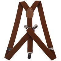 Free sample factory Mens Suspenders with Clips Mens Y Back Braces Christmas Suspenders