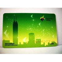 Smart  card  with RFID Tags