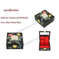jewelry box, wedding gift, craft. hand made craft,elegant jewerly box,16cm-2