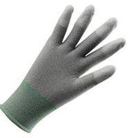 carbon fiber fingertips PU coated gloves