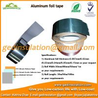 aluminum foil tape/foil adhesive tape thumbnail image