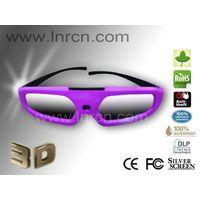 3d tv glasses for Samsung, LG, Sony, Panasonic