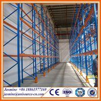 Cold Steel Q235 Warehouse Medium Duty Storage Rack