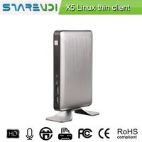 2015 newly developed thin client computer X5 Cortex A9 quad core online video