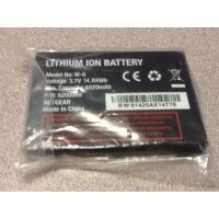 Replacement Battery for Netgear AirCard 781S 4G AT&T Unite Pro Hotspot W-6 W6 4020mAh Battery