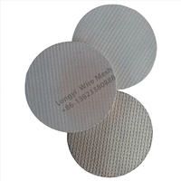sintered wire mesh laminates, stainless steel sintered wire mesh thumbnail image