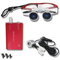 2.5 X magnifying glass dental loupe  gamma for magnifying glass wholesale thumbnail image