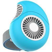 UTMF-001 Turbine USB charged Wearable Mini Fan thumbnail image