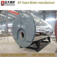 50 years steam boiler manufacturer