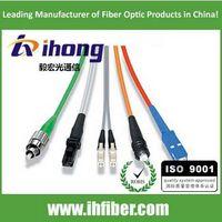 SC LC FC ST fiber optic patch cord - IH Optics