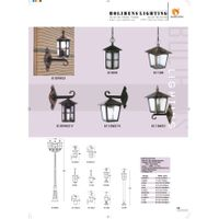precision / die casting outdoor lamp