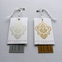 Fashion hang tags